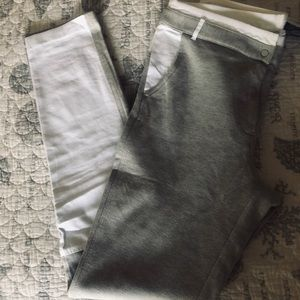 T by Alexander Wang cotton pants